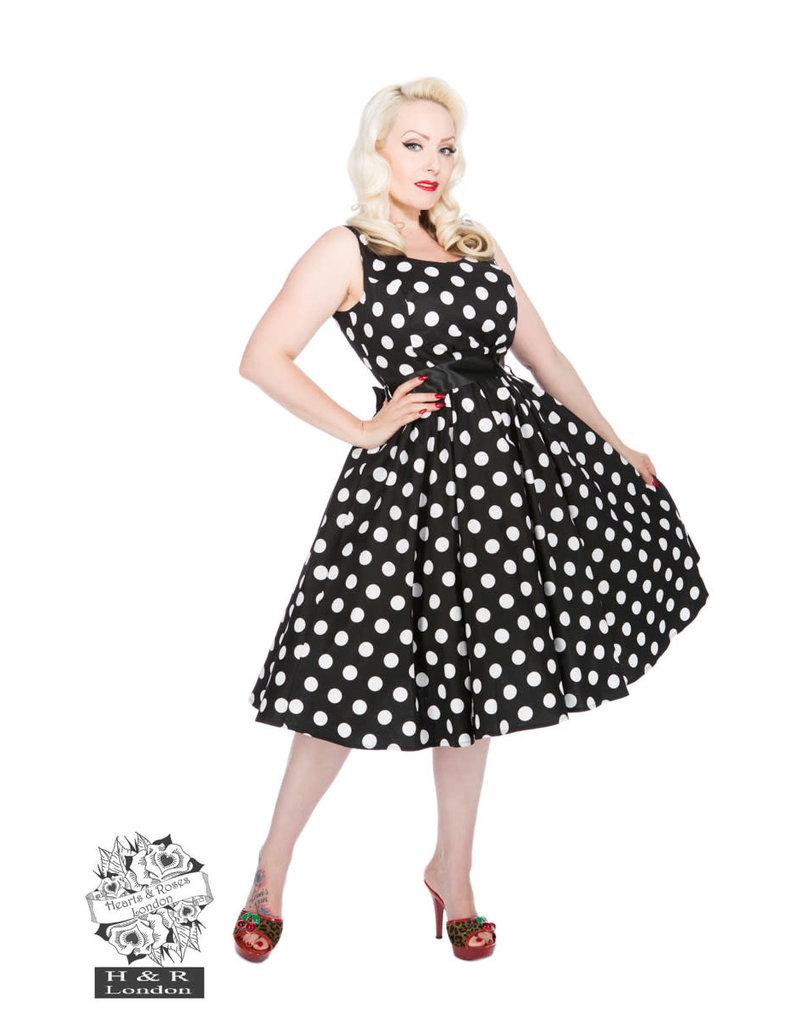 Hearts & Roses Kimmie Swing-jurk