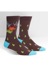 Sock it to me Horn to be wild men's socks