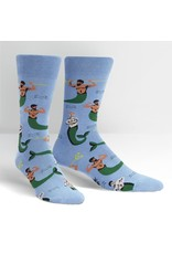 Sock it to me Mermen men's socks