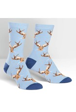 Sock it to me Jackalope socks