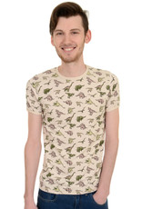 Run & Fly Vintage Dinosaur t-shirt