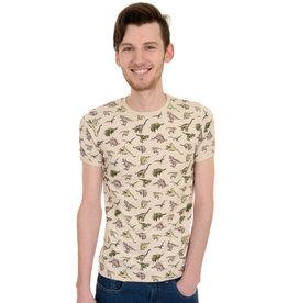 Run & Fly Vintage Dinosaur t-shirt