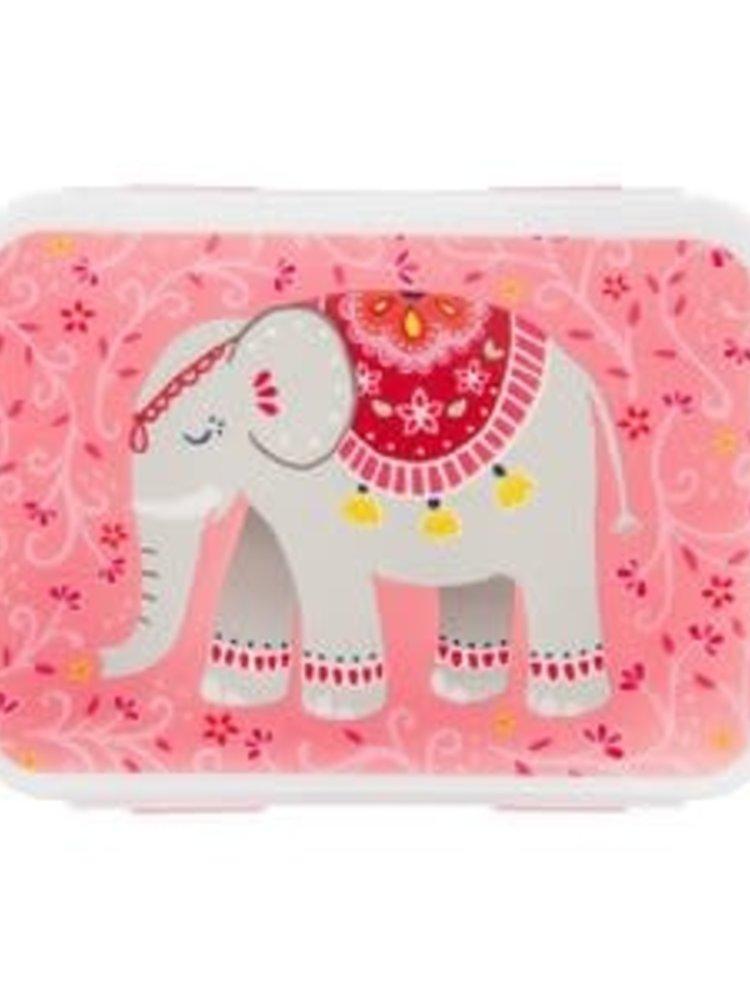 Sass & Belle Mandala Elephant Lunchbox