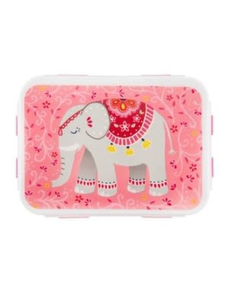 Sass & Belle Mandala Elephant Lunch Box