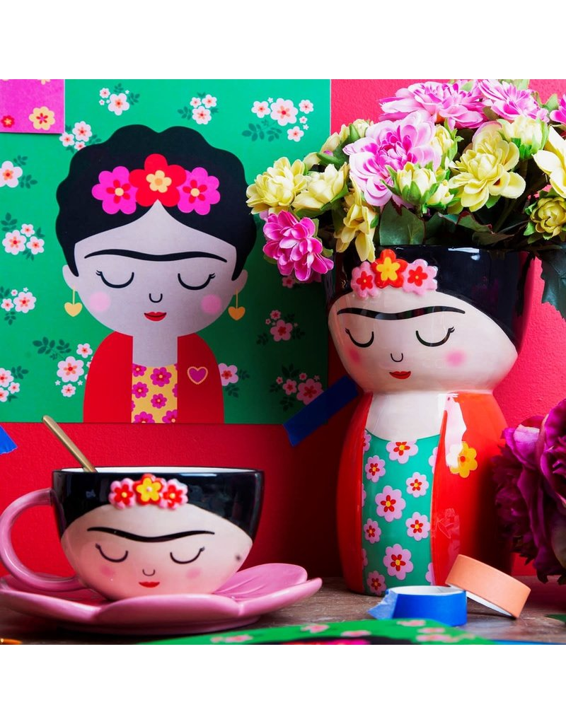 Sass & Belle Frida Body Shaped Vase