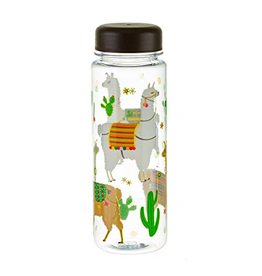 Sass & Belle Lima Llama Water Bottle