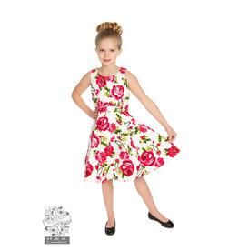 Hearts & Roses Sweet Rose Swing Dress KIDS