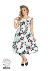 Hearts & Roses Mademoiselle Swing Dress