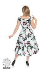 Hearts & Roses Mademoiselle swing jurk