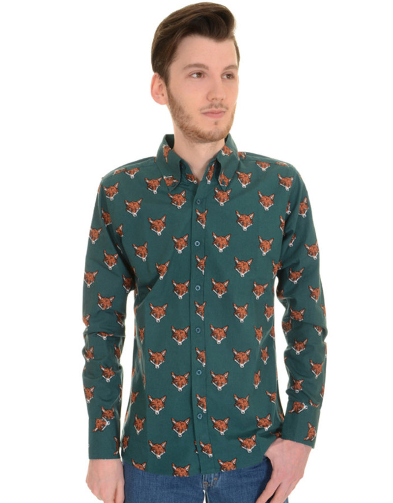 Run & Fly Fox shirt Long sleeves
