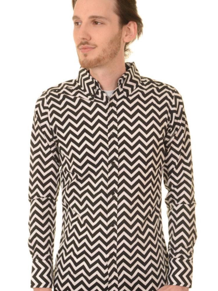 Run & Fly Zigzag shirt long sleeves