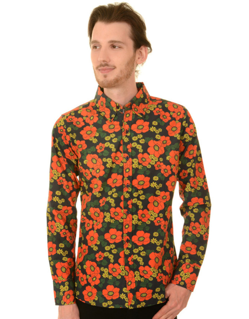Run & Fly Poppy shirt long sleeves