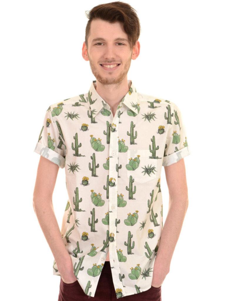 Run & Fly cactus shirt short sleeves