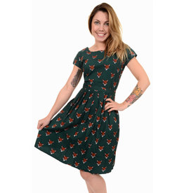 Run & Fly Fox dress