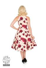 Hearts & Roses Lucinda Rose Swing Dress