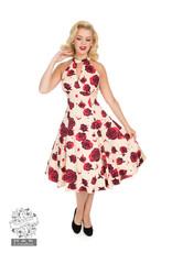 Hearts & Roses Lucinda Rose Swing-jurk