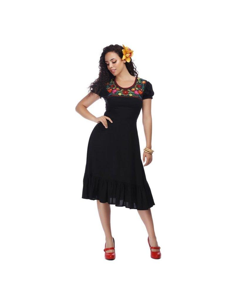 Collectif Raelyn Swing-jurk