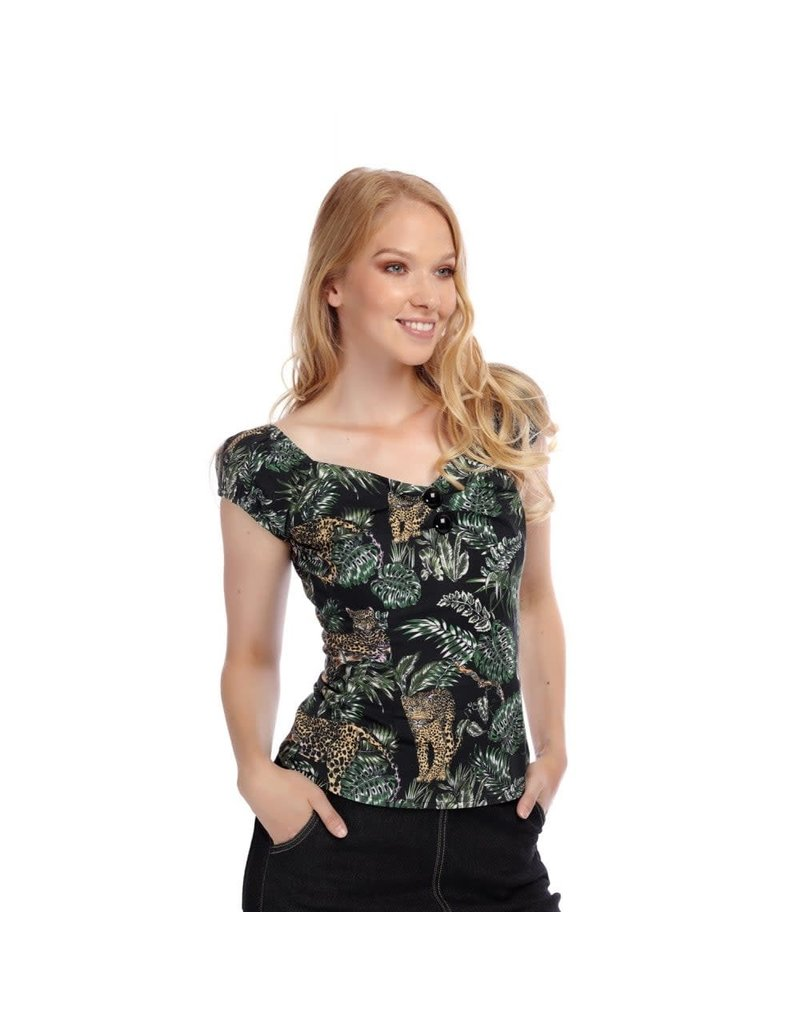 Collectif Dolores Jungle Top