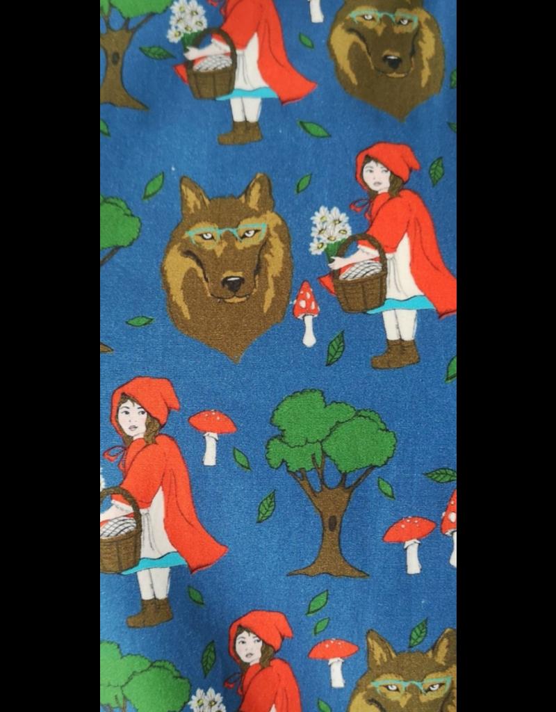 Run & Fly Red Riding Hood Dress