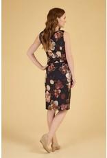 Lady V Jocelyn Dress - Caramel Lunaria