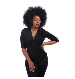 Collectif Vivian Twist Top