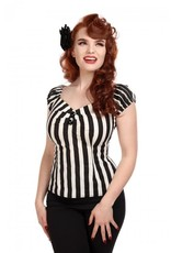 Collectif Dolores Top - Striped