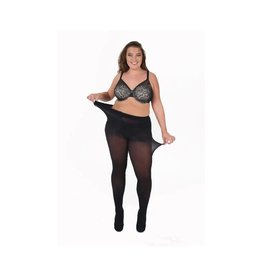 Pamela Mann 50 Denier Curvy Super Stretch Tights Black