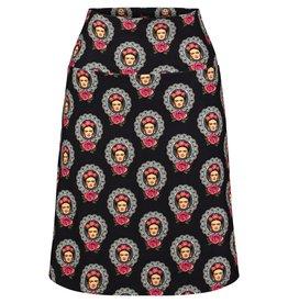 Tante Betsy Skirt Frida Black