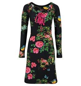 Tante Betsy Dress Carmen Sweetbird Black