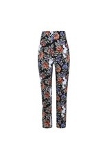 Collectif Bonnie Forest Floral Trousers