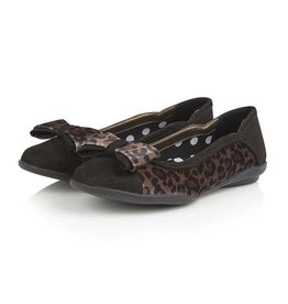 Ruby Shoo Amber - Brown