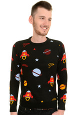 Run & Fly Rocket Outer Space Jumper