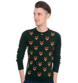 Run & Fly Fox Head Jumper