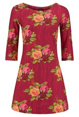 Tante Betsy Dress Mollie Woody Rose Red