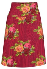 Tante Betsy Skirt Woody Rose Red