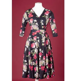 Lady V Lyra Dress - Romeo's Rose