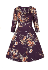 Lady V Bexley Dress - Moko Ono
