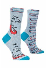 Blue Q One more episode - woman's socks