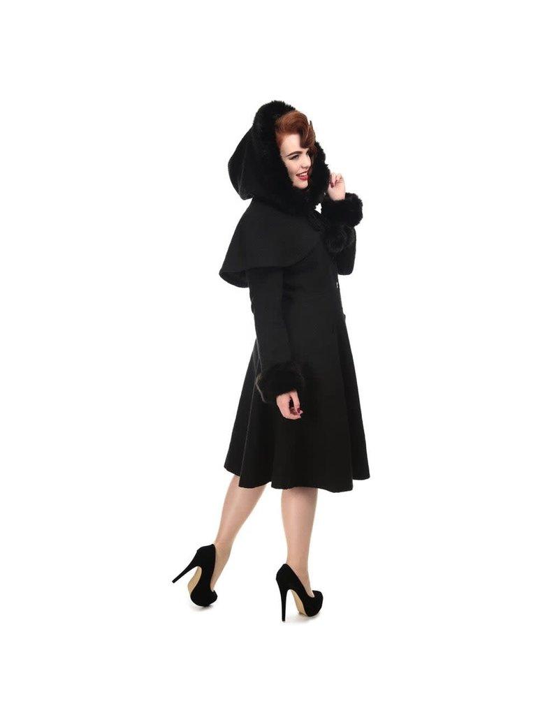 Collectif Adelita Coat & Cape