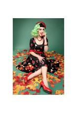 Collectif June Apple Swing Dress
