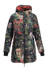 Blutsgeschwister Geisha Garden longjacket size XXL