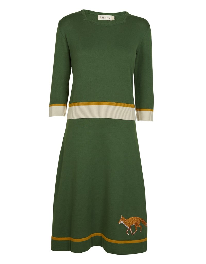 Palava Otti Knitted dress - Fox