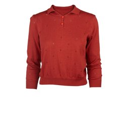 Palava Knitted top - rust