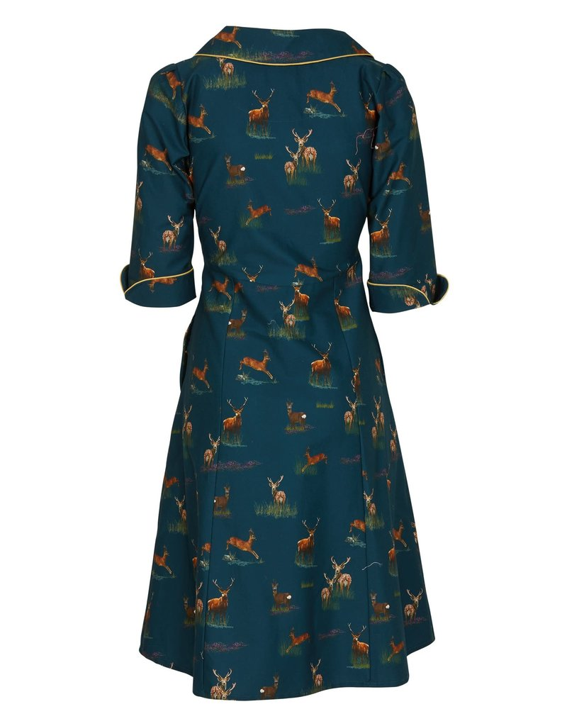 Palava Annie dress Deer