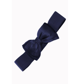 Bow Belt - Navy