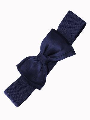 Bow Belt - Navy