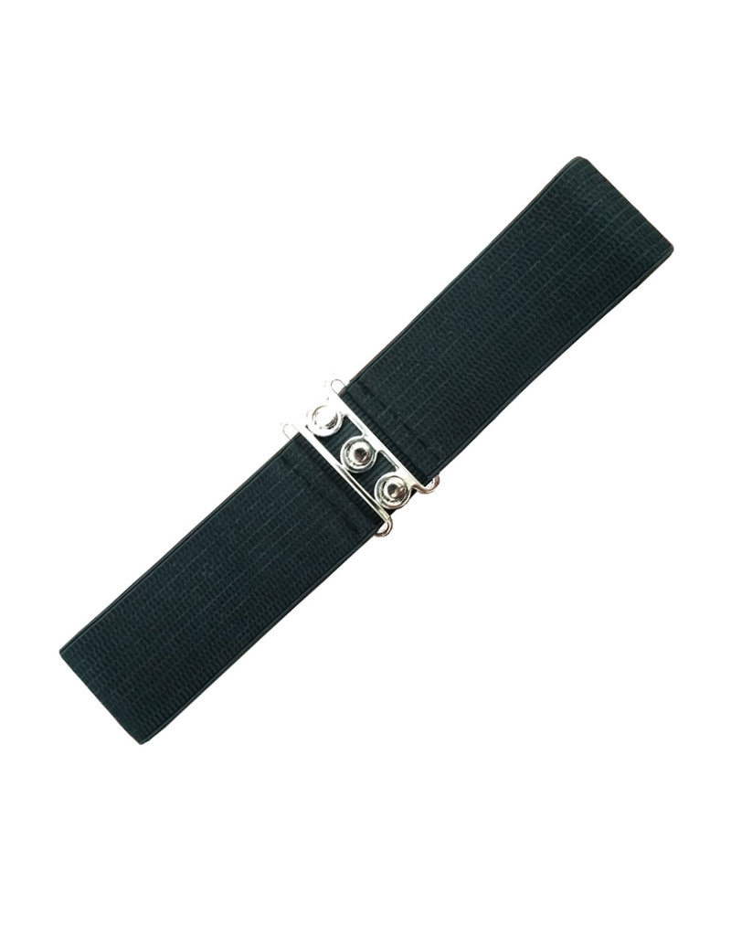 Banned Stretch Belt - Black