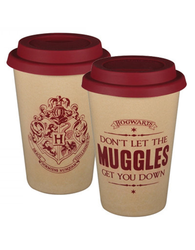 Klang und Kleid Harry Potter Travel Mug - Muggles