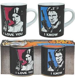 Klang und Kleid Star wars mini mugs