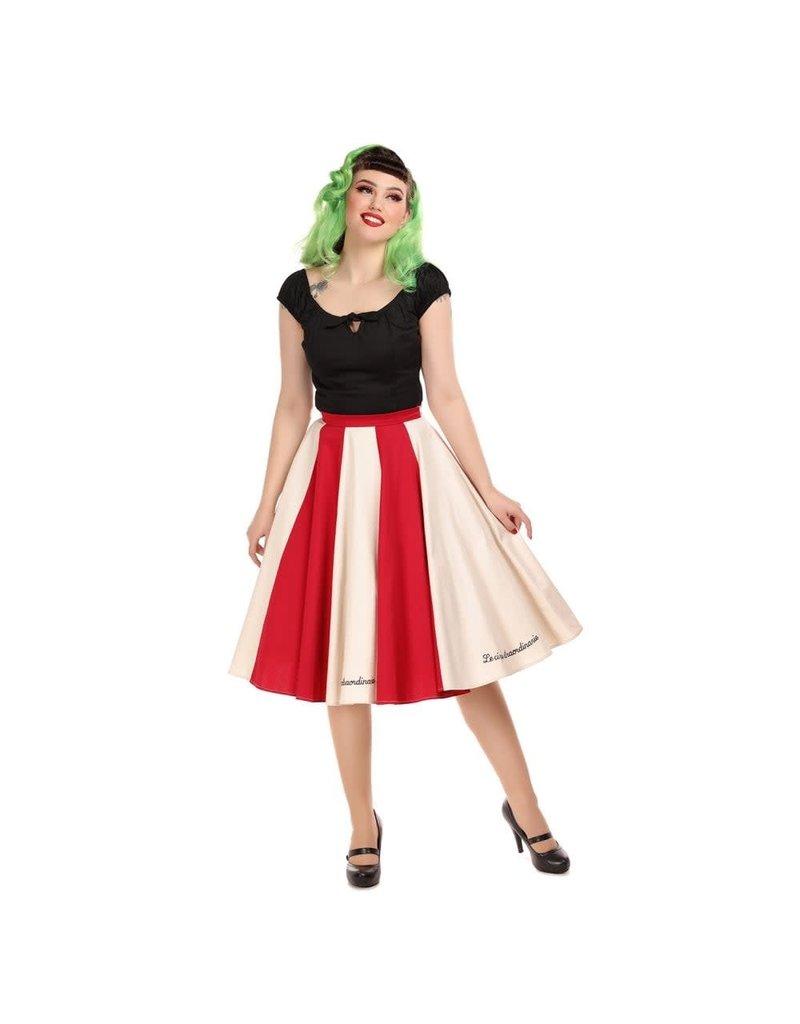 Collectif Lola Le Cirque Swing Skirt